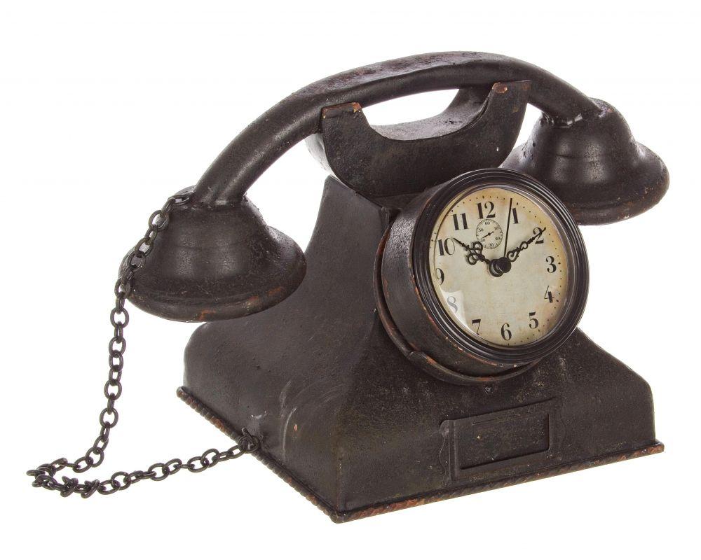 OROLOGIO TAVOLO GUSTAV TELEFONO