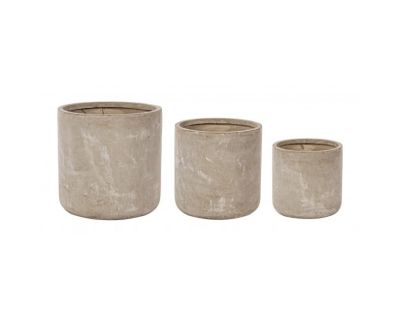 SET3 VASO CEMENT CIL SABBIA