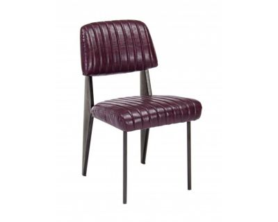 SEDIA NELLY BORDEAUX VINTAGE