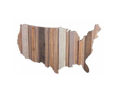 DECORAZIONE PARETE USA 101X61