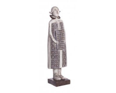 SOPRAMMOBILE ANCIENT WOMAN
