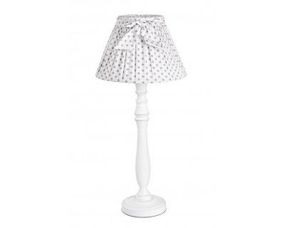 LAMPADA TAV. EMILY POIS BIANCO H55