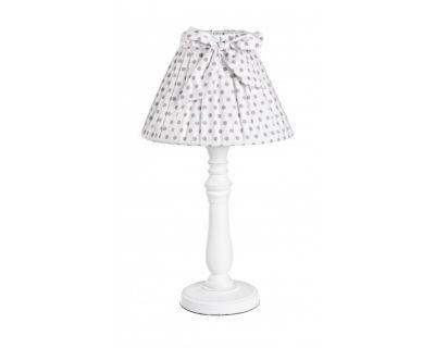 LAMPADA TAV. EMILY POIS BIANCO H40
