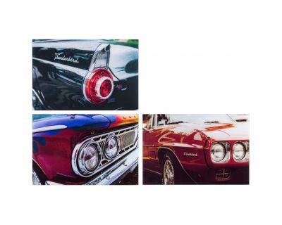 QUADRO CARS ASS3 60X40