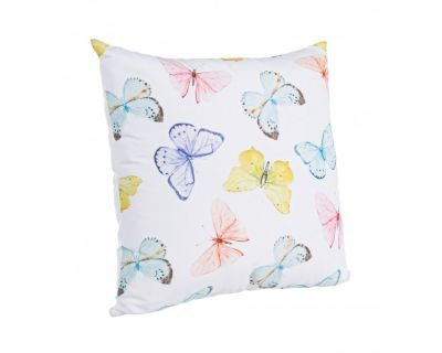 CUSCINO BUTTERFLY 45X45