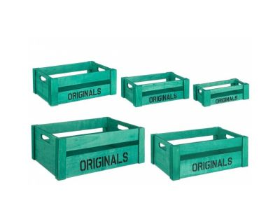 SET5 CASSETTINA ORIGINALS VERDE