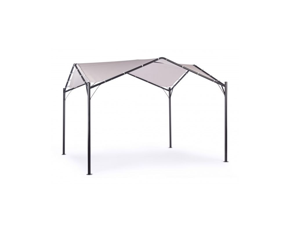 GAZEBO DOME 3.5X3.5 ANTRACITE-GRIGIO