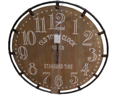 OROLOGIO DA PARETE OLD TOWN CLOCK