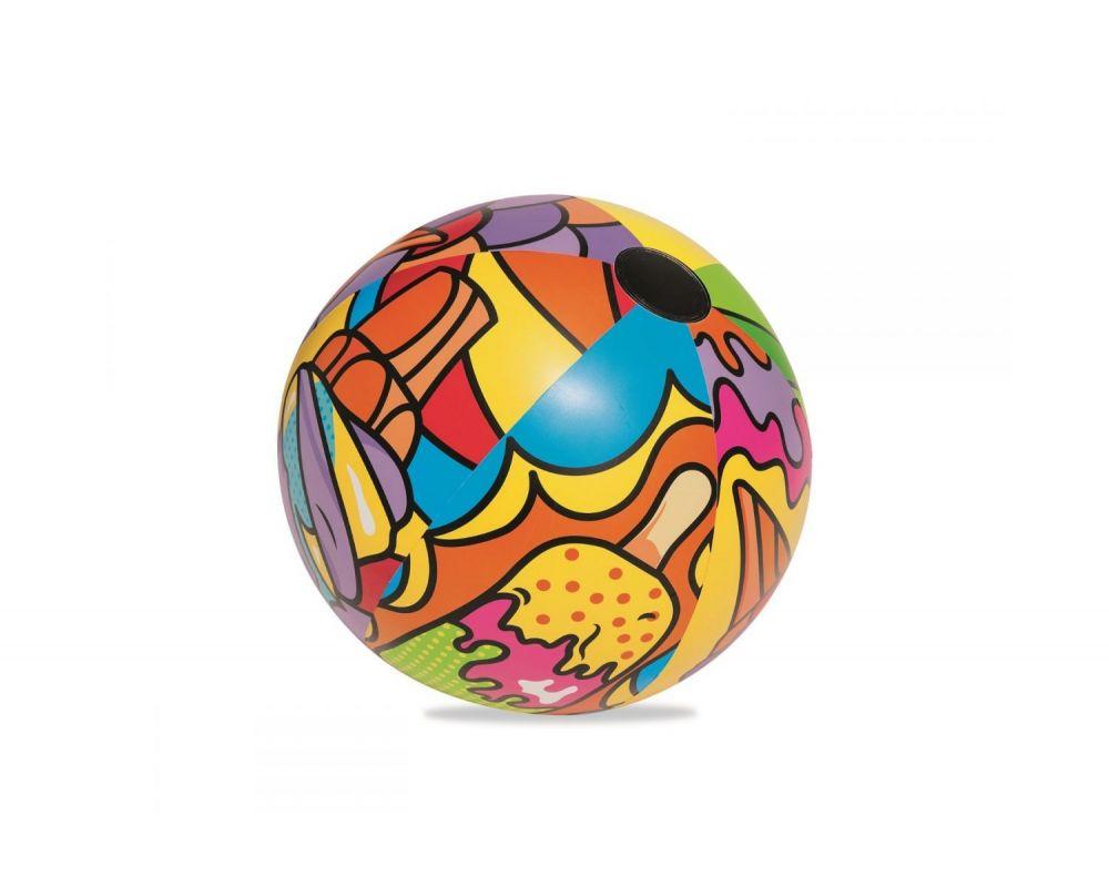 PALLONE POP GONFIABILE ART COLLECTION