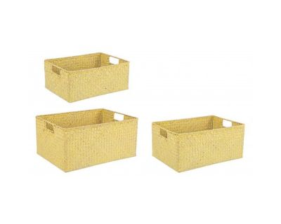 SET3 CASSETTINA CLOE RETT GIALLO