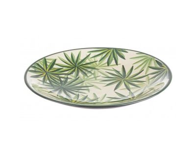 PIATTO DECORATIVO TROPIC PORC D35
