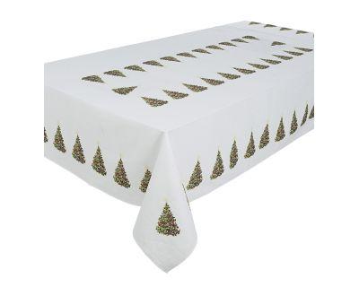 Tovaglia xmas tree bianco...