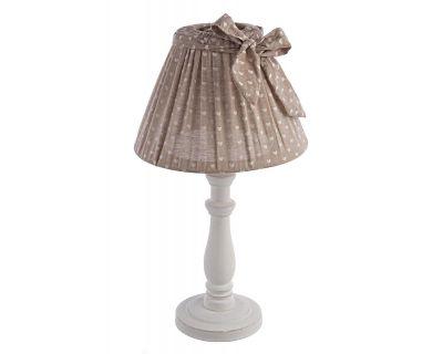 LAMPADA TAV. AMOUR LEGNO BIANCO