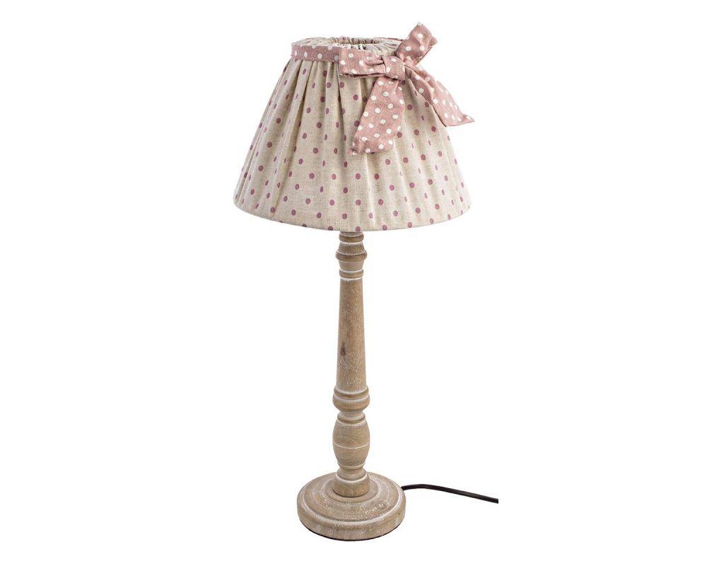 LAMPADA TAV. LORRAINE LEGNO