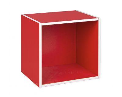Cubo composite rosso