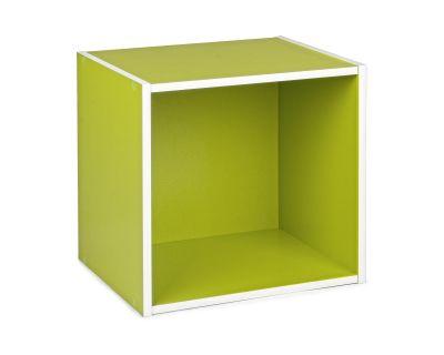 Cubo composite verde