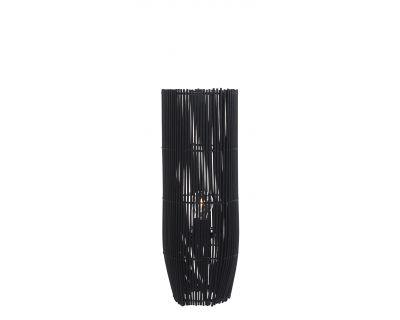 Lampada tavolo arusha nero h52