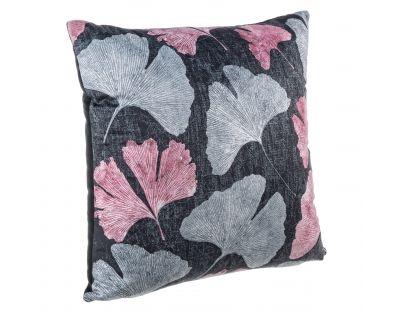 Cuscino fauna foglie 45x45