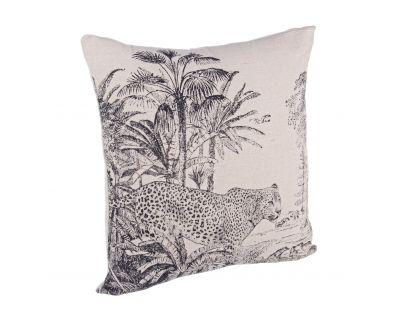 Cuscino leopardo 45x45
