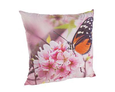Cuscino farfalla/ortensia...