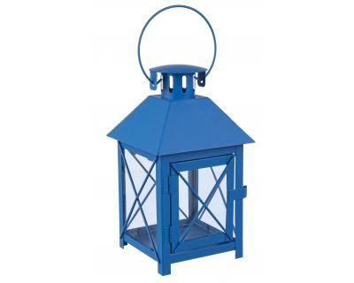 Lanterna santorini blu