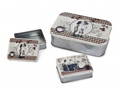 Set3 scatola chocolat