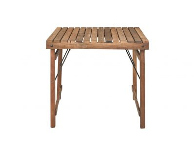 Tavolino stripes pieghevole