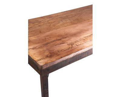 Copper-tavolo pranzo legno...