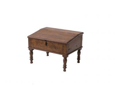 Scrittoio in legno teak
