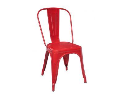 Cindy - sedia rossa