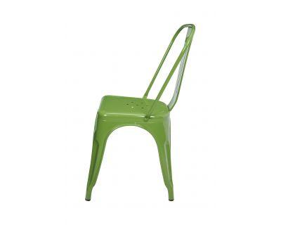 Cindy - sedia verde