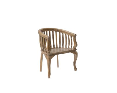 Poltroncina in legno