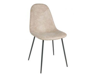 Paddy - sedia imbottita crema
