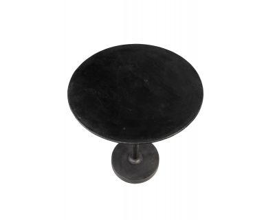 Tavolo tondo metallo - 2 posti