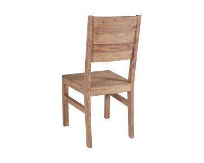 Davos - sedia in legno...