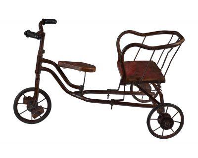 Triciclo in metallo -...