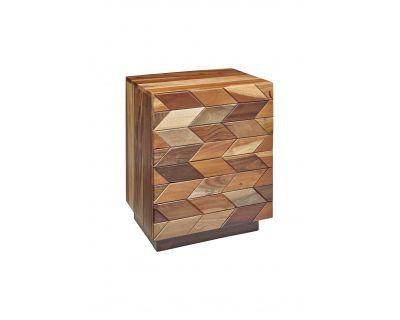 Cubic - comodino 2 cassetti...