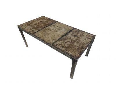 Tavolo in metallo di...