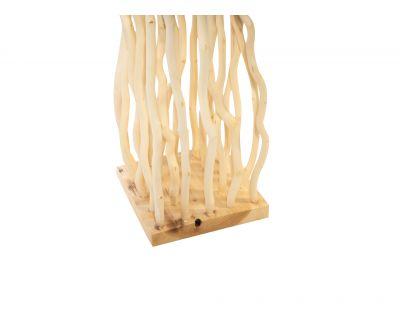 Separe in bambu marrone