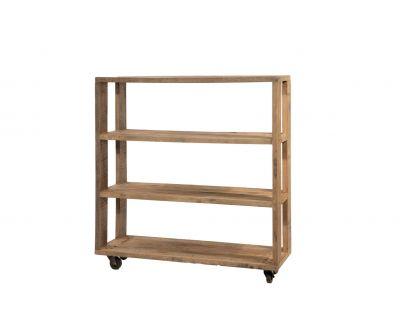 Etagere 4 ripiani in legno...