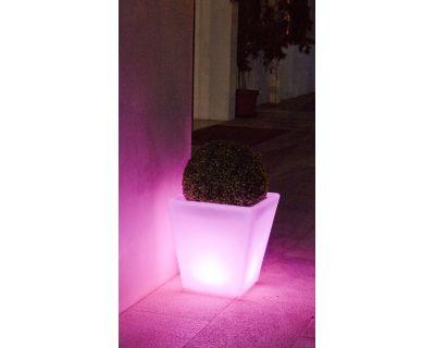 Lampada led pe garden vaso h41