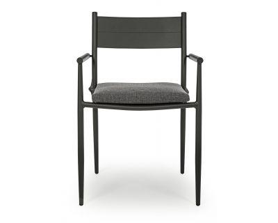 Sedia con braccioli con c...