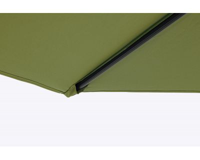 Ombrellone kalife 3m olive
