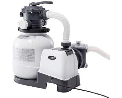 Pompa a sabbia flusso 4500lh