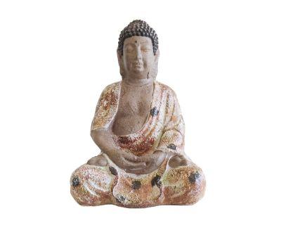 Statua buddha seduto...
