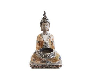 Statua buddha p/tealight...